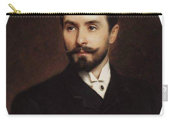 N Fitner Opera Signer Konstantin Makovsky Carry-all Pouch