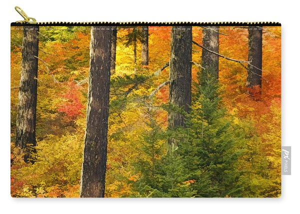 N W Autumn Carry-all Pouch