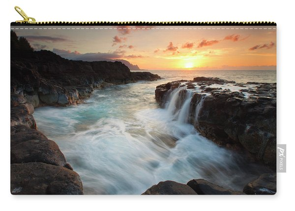 Na Pali Sunset Carry-all Pouch