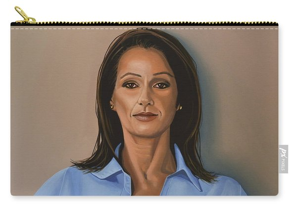 Nadia Comaneci Carry-all Pouch