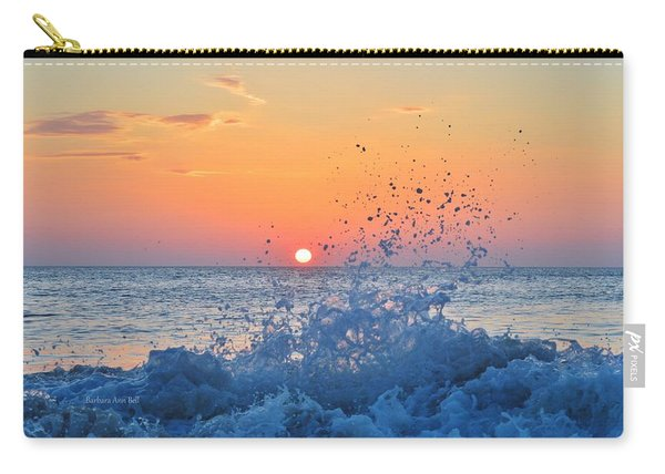 Nags Head Sunrise 7/15/16 Carry-all Pouch