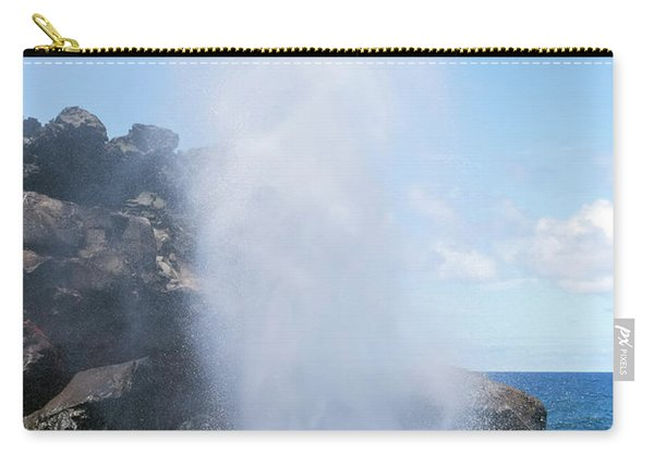 Nakalele Blowhole Carry-all Pouch