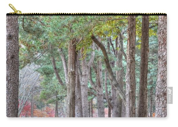 Nami Island Korea Carry-all Pouch