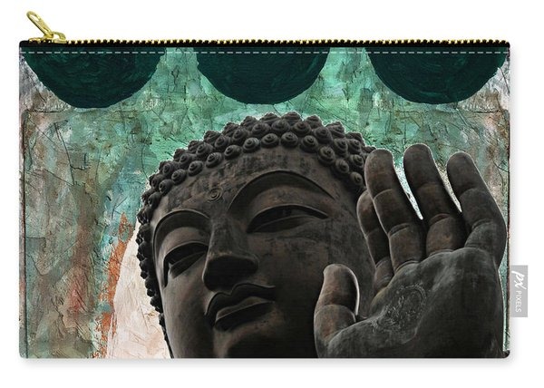 Namo Buddhaya Carry-all Pouch