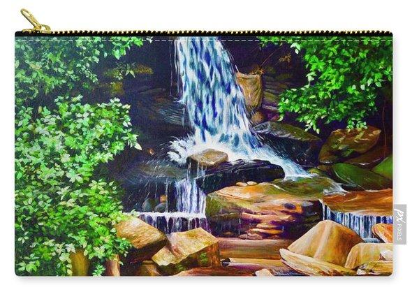 Nantahala Waterfall Carry-all Pouch