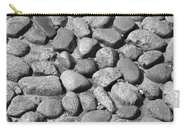 Nantucket Cobblestones Carry-all Pouch