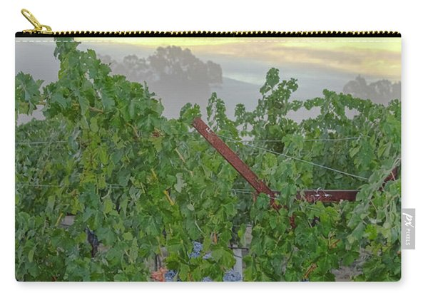 Napa Valley At Dawn Carry-all Pouch