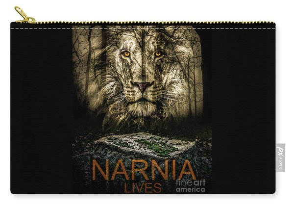 Narnia Lives Carry-all Pouch