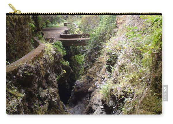 Narrow Path Carry-all Pouch