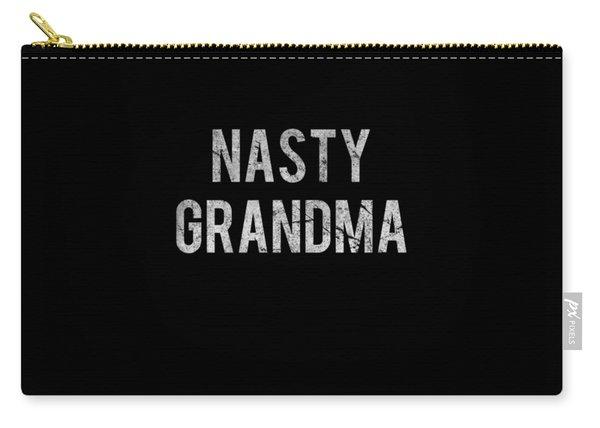Nasty Grandma Vintage Carry-all Pouch