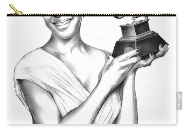 Natalie Cole Carry-all Pouch