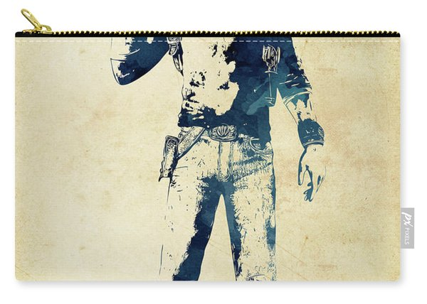 Nathan Drake Carry-all Pouch