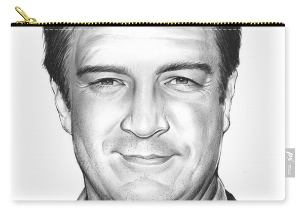 Nathan Fillion Carry-all Pouch