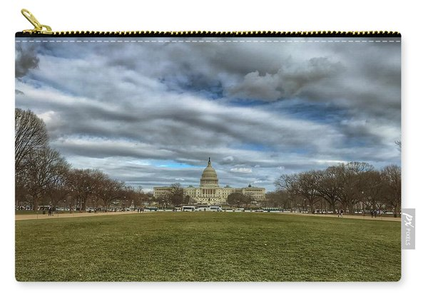 National Mall Carry-all Pouch