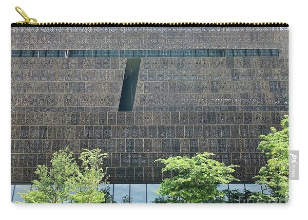 National Museum Of African American History And Culture Carry-all Pouch