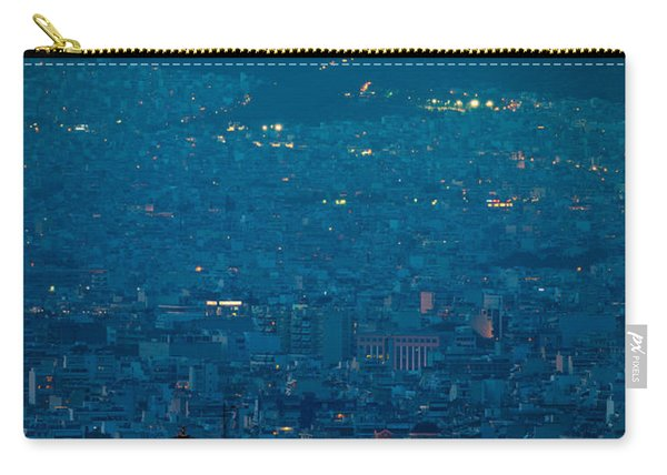 National Observatory Of Athens Carry-all Pouch