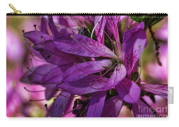 Native Long Petals Carry-all Pouch