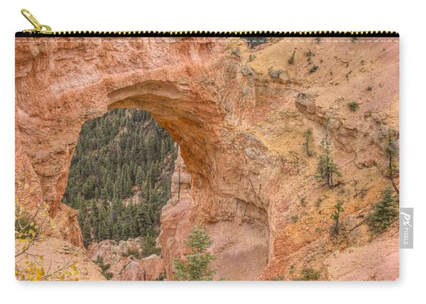 Natural Bridge - Vertical Carry-all Pouch