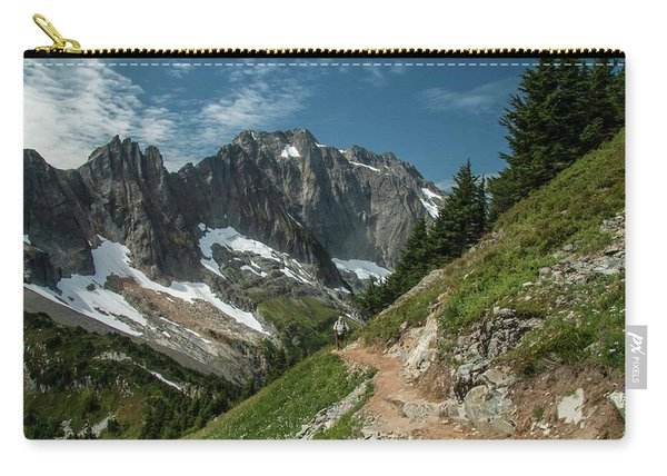 Natural Cathedral Carry-all Pouch