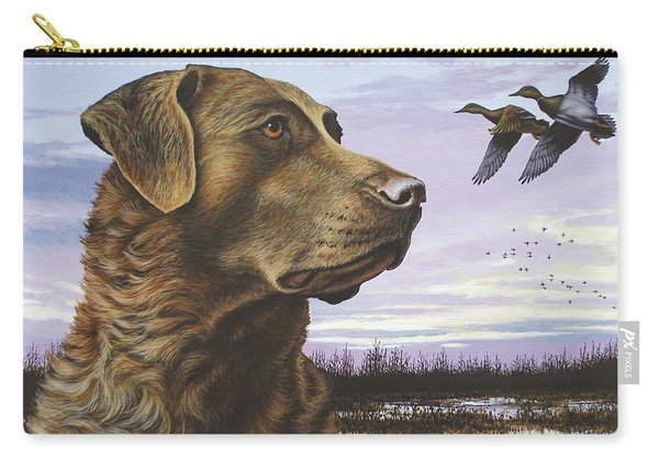 Natural Instinct - Chessie Carry-all Pouch