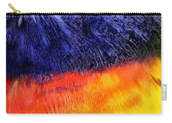 Natural Painter Carry-all Pouch