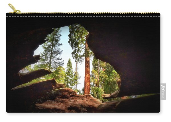 Natural Window Carry-all Pouch