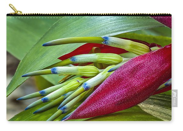 Nature In Bloom Carry-all Pouch
