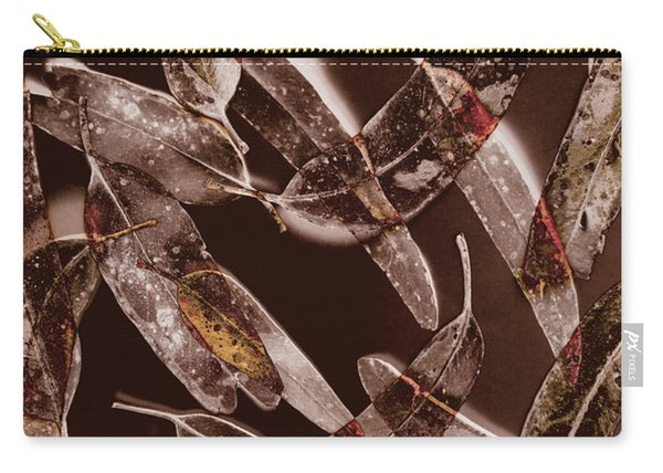 Nature In Design Carry-all Pouch