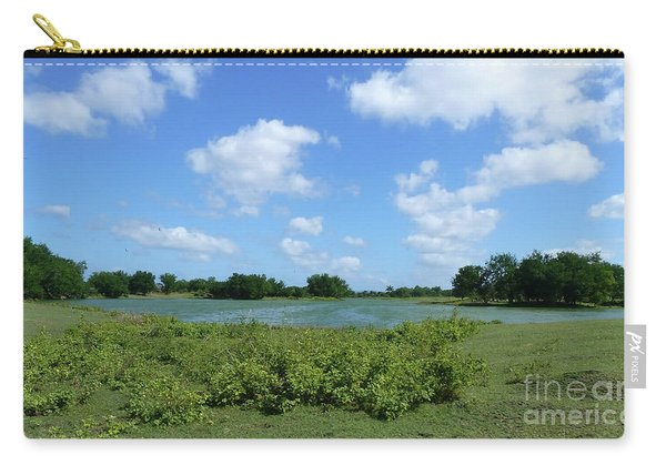 Nature, Land And Sky Carry-all Pouch