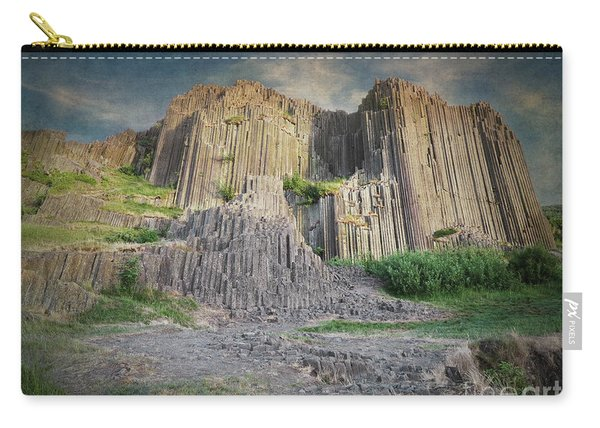 Nature Monument Panska Skala Rock  Carry-all Pouch