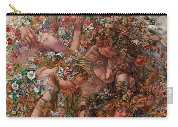 Nature Or Abundance Carry-all Pouch