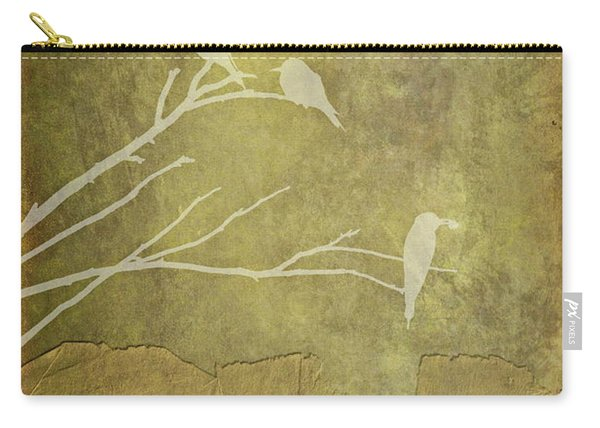 Nature Study In Gold  Carry-all Pouch