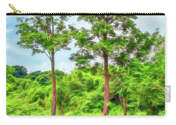 Nature's Electricity Carry-all Pouch