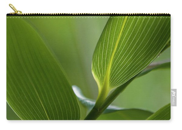 Natures Green Palette Four Carry-all Pouch