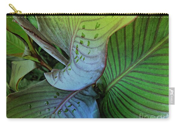 Natures Green Palette One Carry-all Pouch