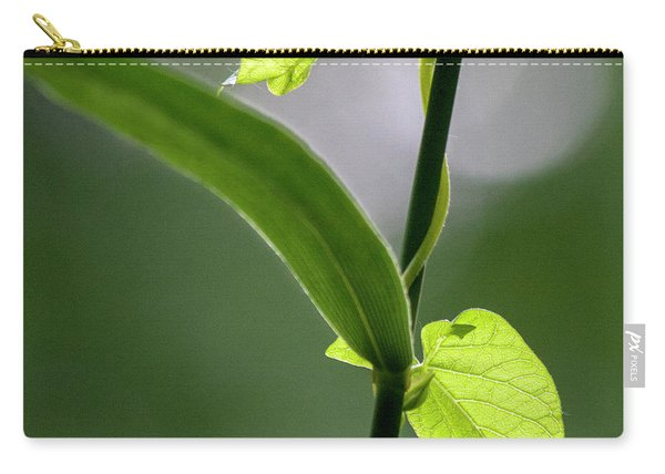 Natures Green Palette Three Carry-all Pouch