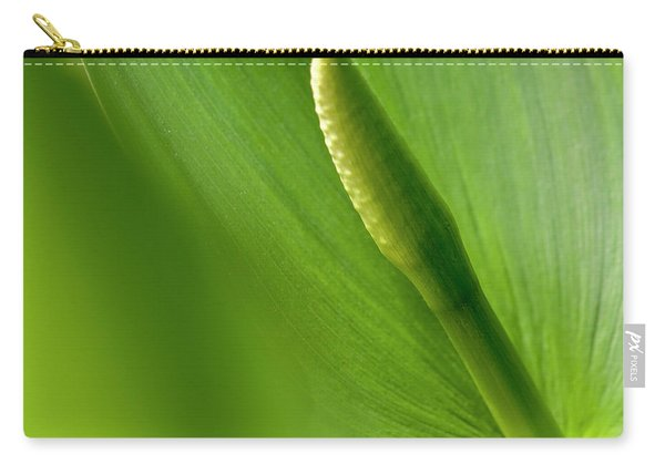 Natures Green Palette Two Carry-all Pouch