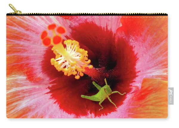 Natures Kaleidoscope Carry-all Pouch