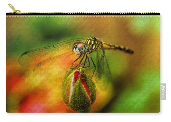 Nature's Little Creatures Carry-all Pouch