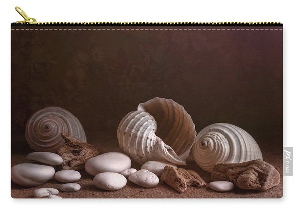Natures Objects Still Life Carry-all Pouch