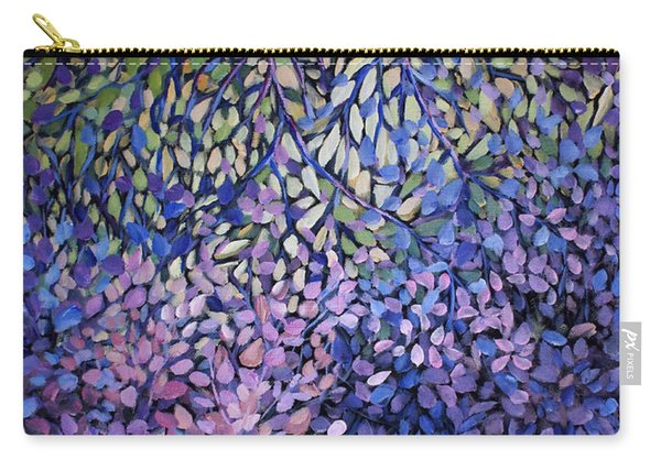 Natures Stain Glass Symphony Carry-all Pouch