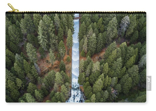 Natures Waterslide  Carry-all Pouch