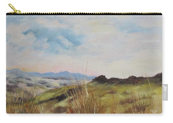 Nausori Highlands Of Fiji Carry-all Pouch