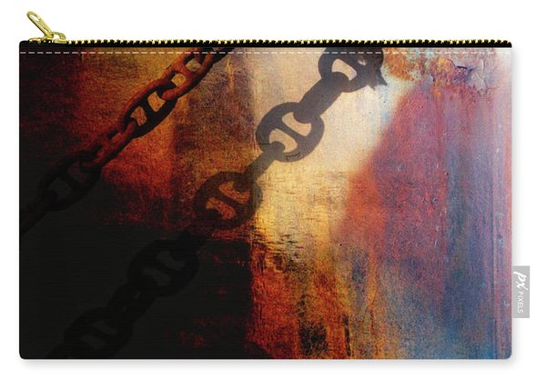 Nautical Industrial Art Carry-all Pouch