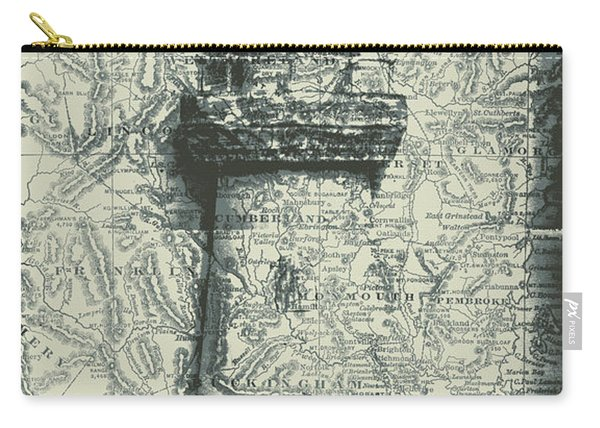 Nautical Way Carry-all Pouch