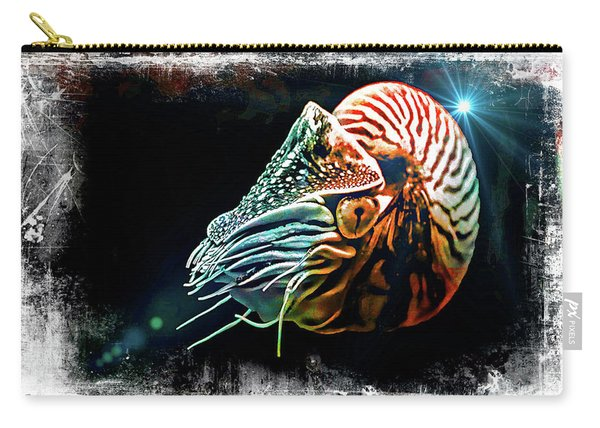 Nautilus Dreams Carry-all Pouch