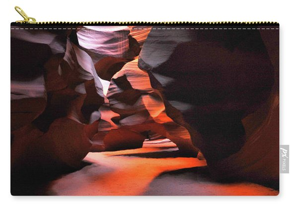 Navajo Magic Antelope Canyon Carry-all Pouch