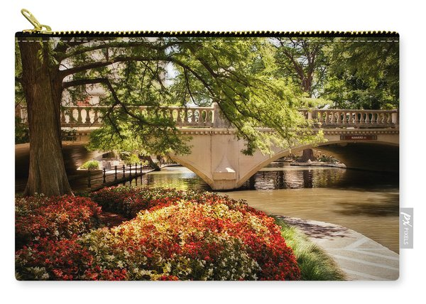 Navarro Street Bridge Carry-all Pouch