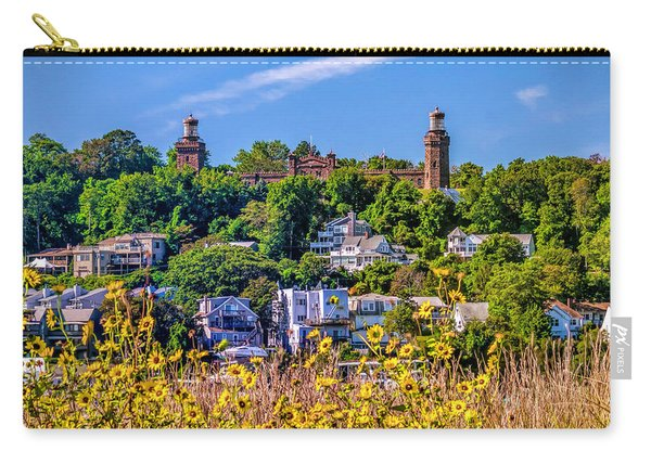 Navesink Light On The Hill Carry-all Pouch