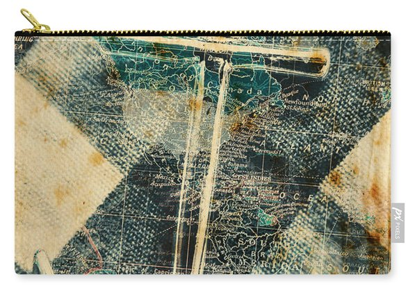 Navigation Sea Anchor Carry-all Pouch